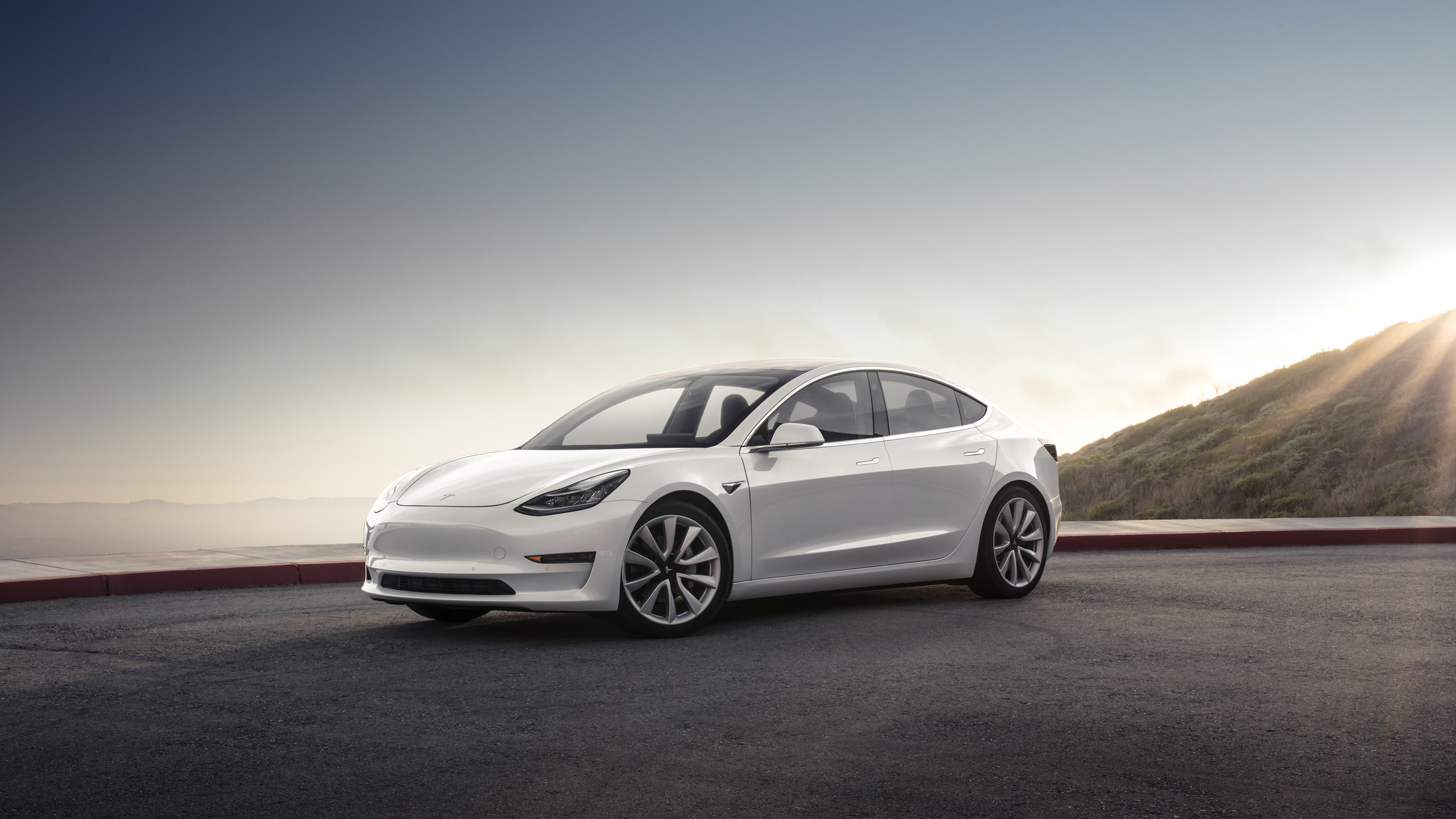 Tesla Model 3, Tesla Motors, Electric vehicle, Car, 2018 Tesla Model S, Tesla, , Electric car, Vehicle, Sedan, model 3 tesla, car, motor vehicle, vehicle, automotive design, mid size car, family car, rim, luxury vehicle, personal luxury car, automotive wheel system