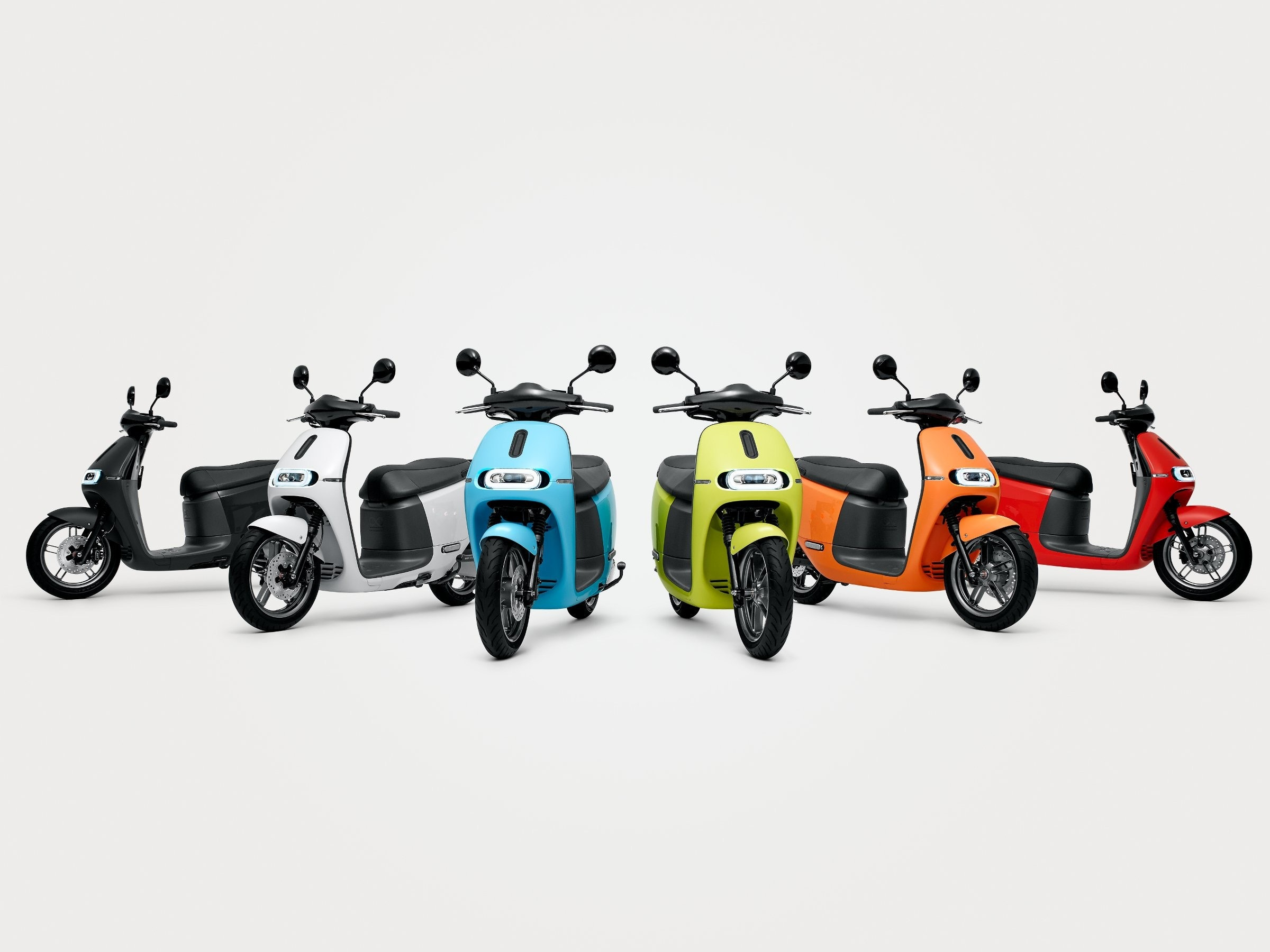 Scooter, Electric vehicle, Gogoro, , Electric motorcycles and scooters, Gogoro Smartscooter, Motorcycle, Vehicle, Electric motor, The International Consumer Electronics Show, gogoro smartscooter 2, motor vehicle, scooter, vehicle, automotive design, product, bicycle accessory, car, product, motorized scooter