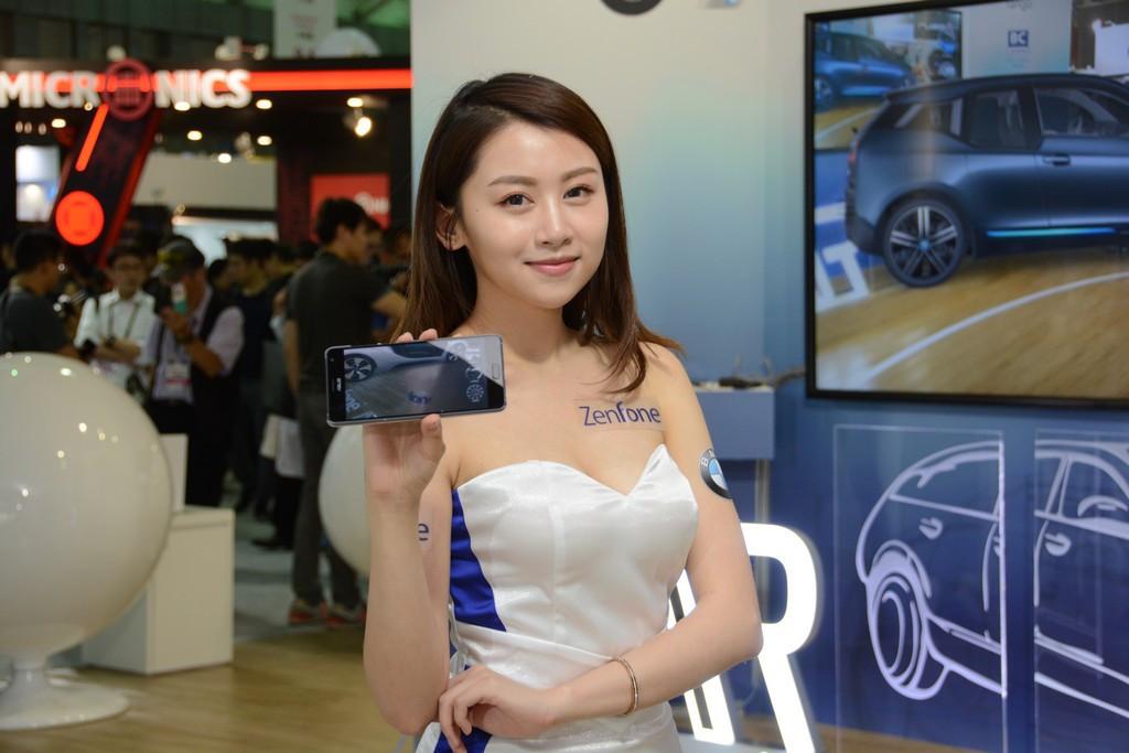 是Computex 2017:華碩展區懶人包 手機、筆電、ROG到機器人這篇文章的首圖