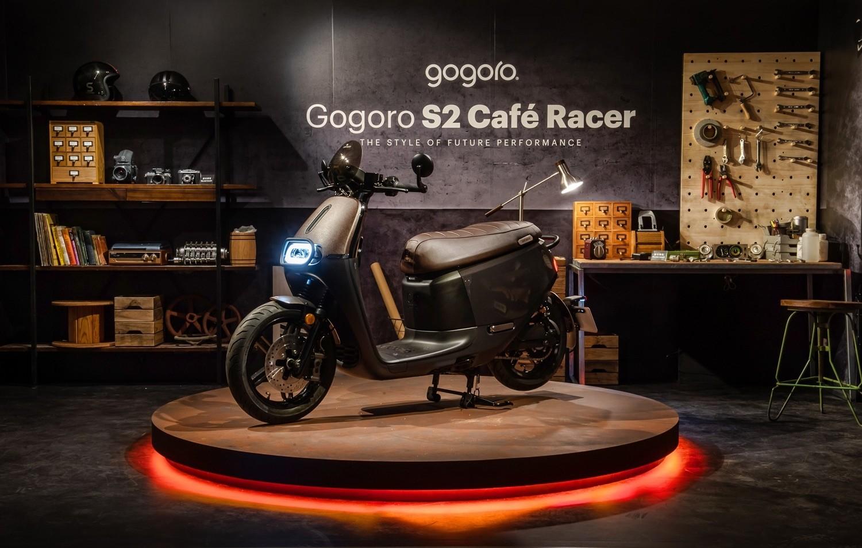 Gogoro推出全新車款Gogoro S2 Adventure、Gogoro S2 Café Racer