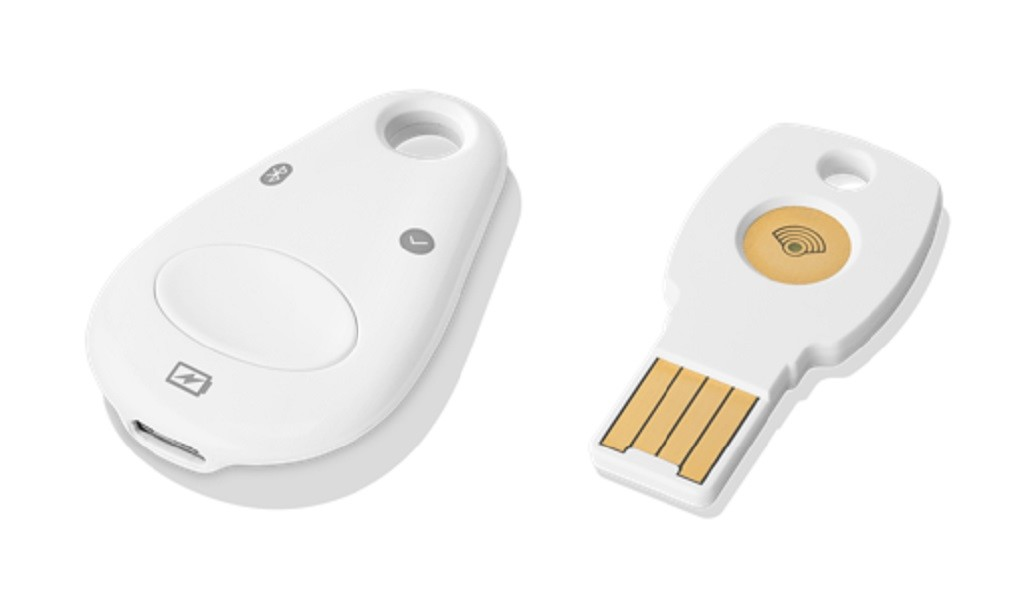 Multi-factor authentication, , Google, Key, YubiKey, Computer security, Security, Google Cloud Platform, Google Store, Google Account, google titan security key, technology, electronics accessory, product, electronic device, product, hardware, electronics, remote control