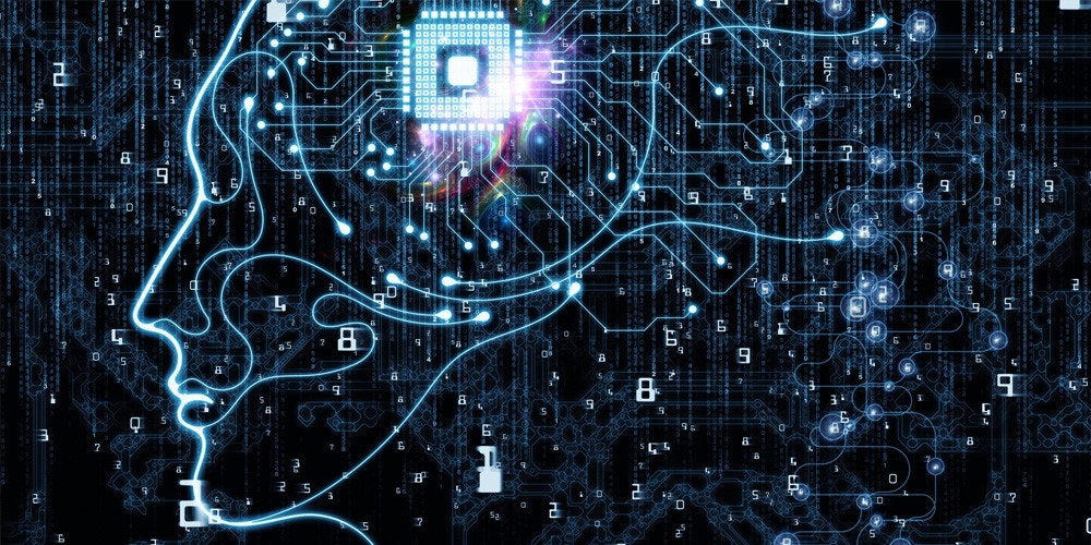 Artificial intelligence, Technology, Intelligence, Computer Science, Applications of artificial intelligence, Business, Deep learning, Emerging technologies, , Robotic process automation, artificial intelligence, light, darkness, computer wallpaper, visual effects, space, graphics, metropolis