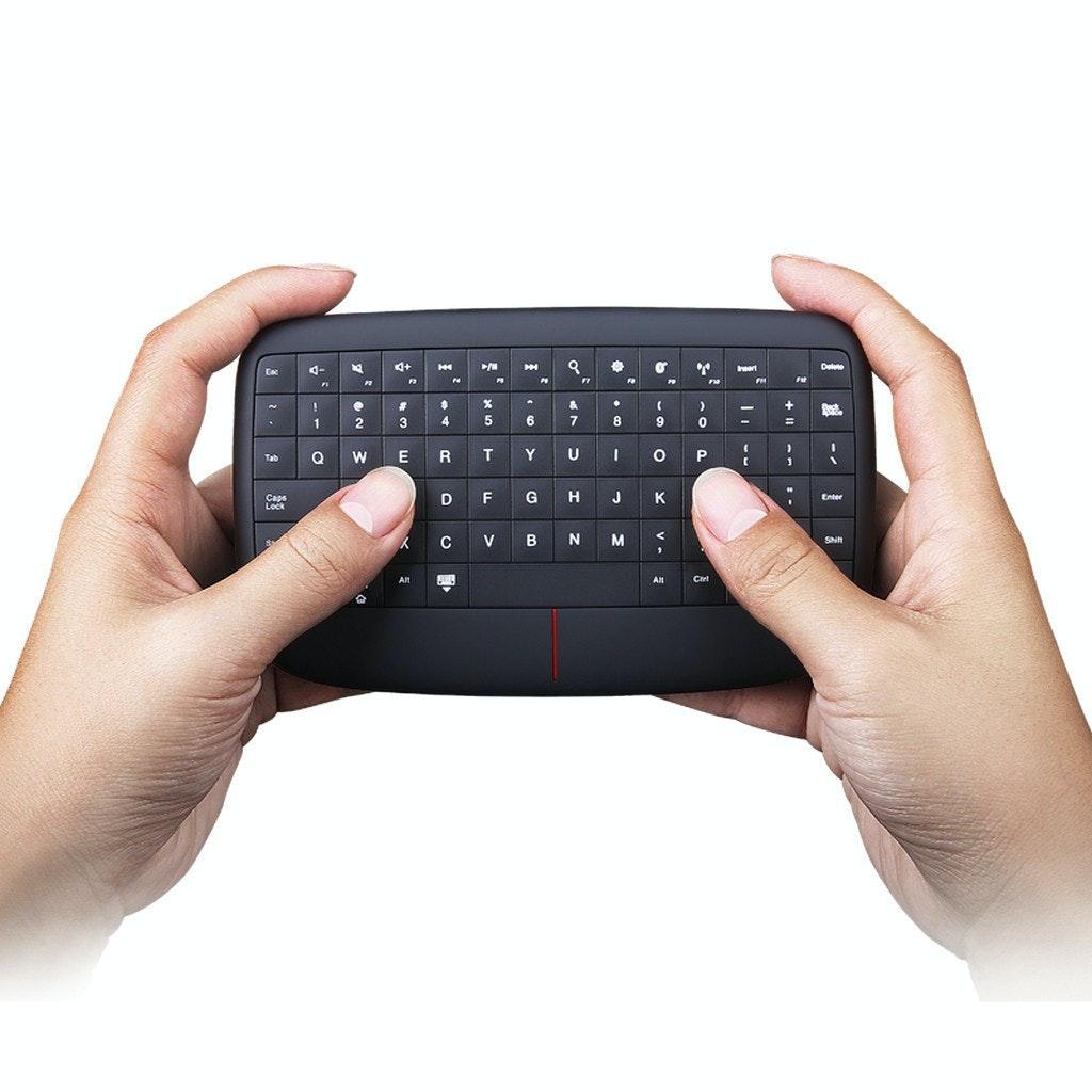 是CES 2017:觸控板、鍵盤二合一 Lenovo觸控鍵盤500 Multimedia Controller這篇文章的首圖