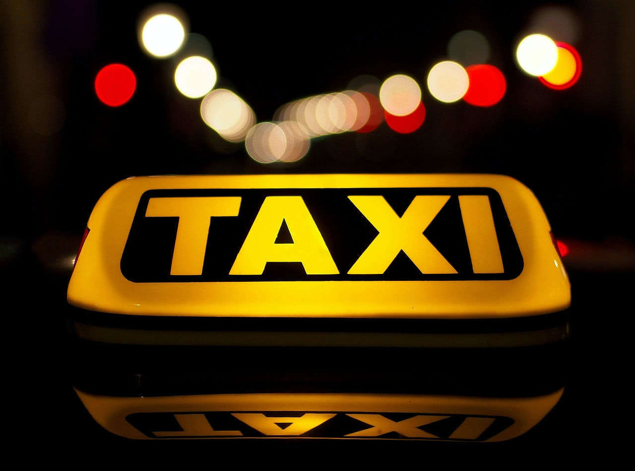Taxi, Airport bus, Transport, Vehicle for hire, , Uber Technologies Inc, Tbilisi, Air taxi, McGing Taxi & Minibus Service, Airport, служба такси, Yellow, Font, Automotive exterior, Vehicle, Signage, Graphics