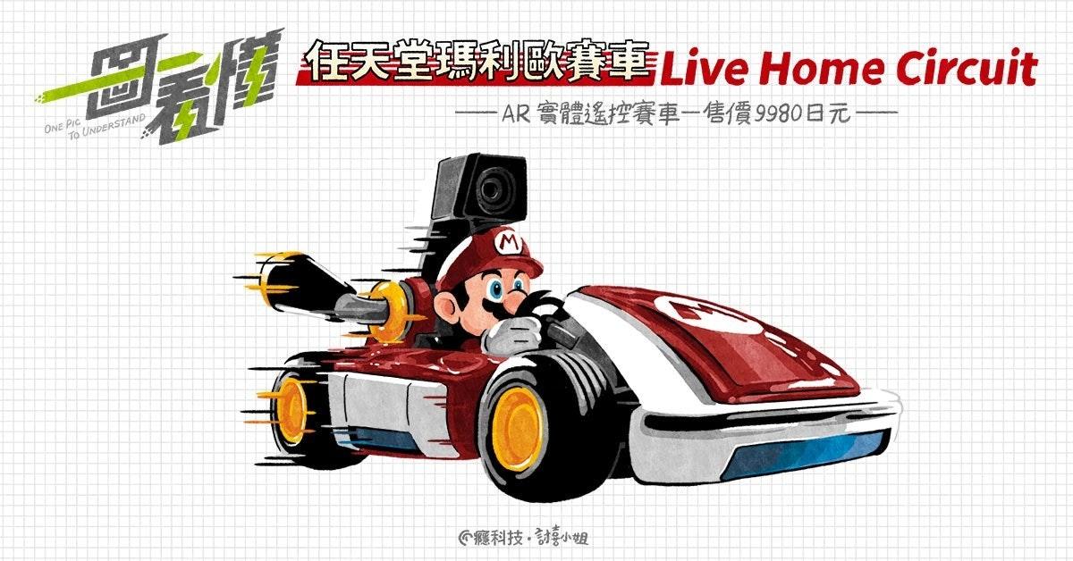照片中提到了價、天堂利欧賽華Live Home Circuit、ONE PIC,包含了動畫片、摩托車、汽車設計、汽車、開輪車