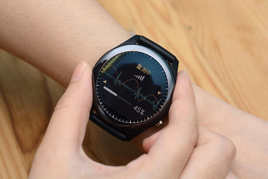 照片中提到了量測中、45%,跟恆隆地產有關,包含了看、看、錶帶、產品設計、牌