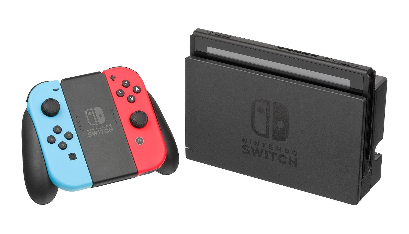 照片中提到了OP、NINTENDO、SWITCH,跟任天堂、任天堂有關,包含了任天堂Switch新概念、任天堂Switch、Wii U