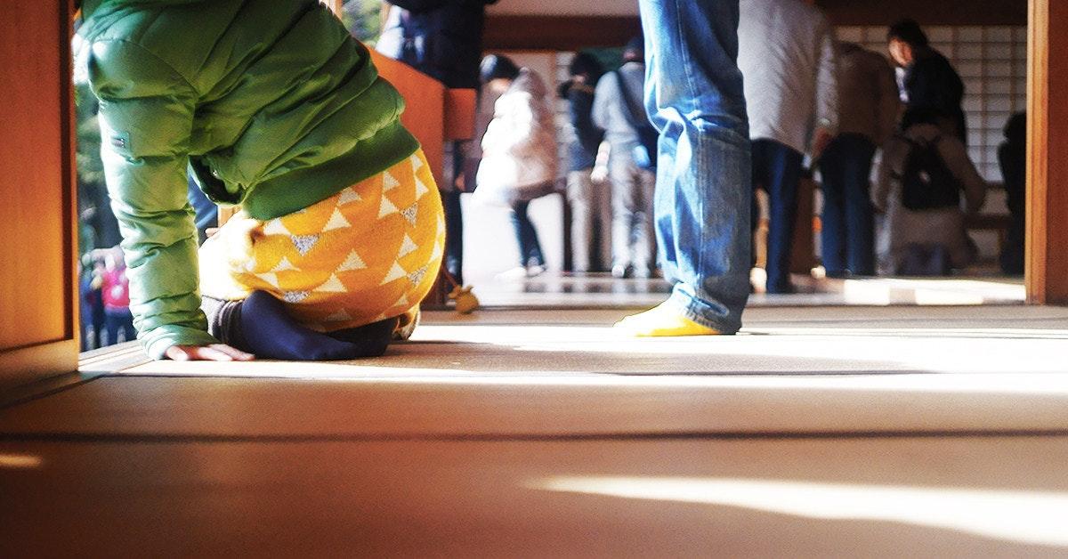 是[面白日本] 日本人太龜毛竟連地板都用保護膜!!這篇文章的首圖