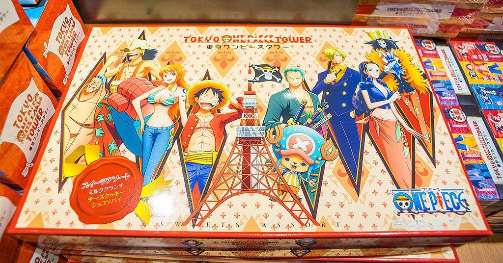 是[面白日本] 讓人體會「沒有最想買只有更想買」的東京鐵塔海賊王專賣店,這個...卡沒刷爆出不來吧!這篇文章的首圖