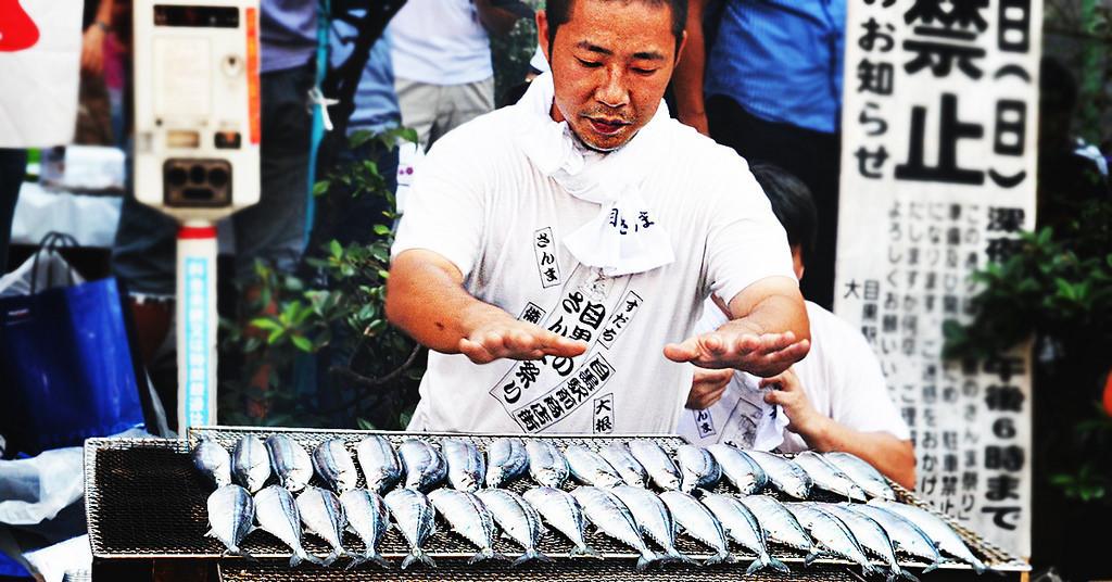 [面白日本] 以為秋刀魚等於難吃?錯!(一)秋刀魚,秋之味覺饗宴