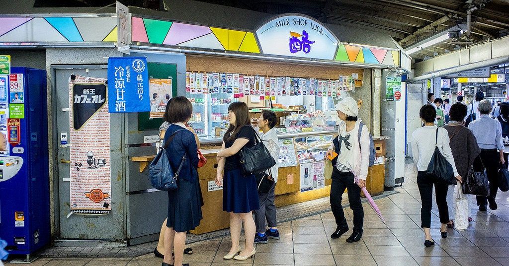 是[面白日本] 牛奶控不要錯過!秋葉原 JR 站「酪」的牛奶種類多到要漫出來啦!這篇文章的首圖