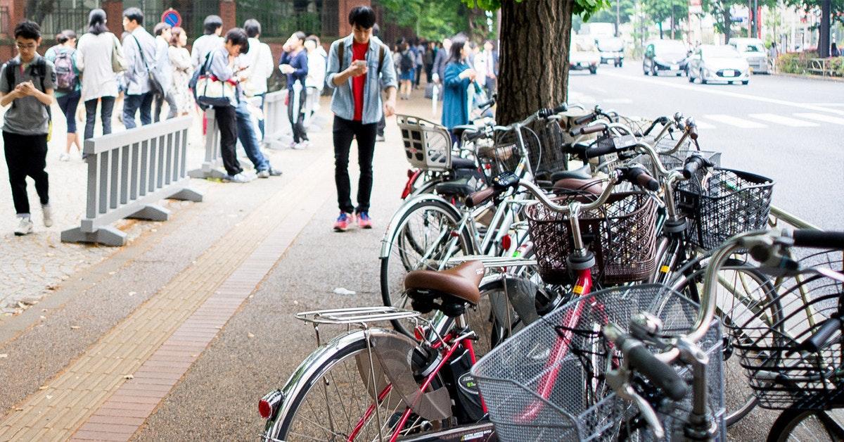 是[面白日本] 政府有用心的自行車系統化管理!日本的防盜登錄系統真正讓全國單車族滴水不漏!這篇文章的首圖