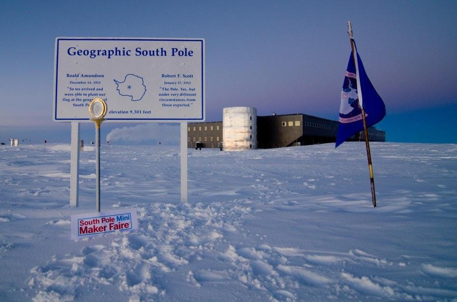 是 首屆南極Mini Maker Faire這篇文章的首圖