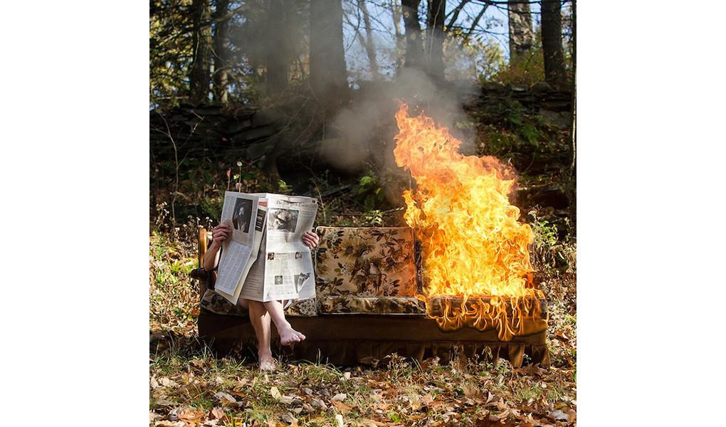 是讓人好奇「到底想表達什麼呢?」的超現實攝影家 Christopher McKenney這篇文章的首圖