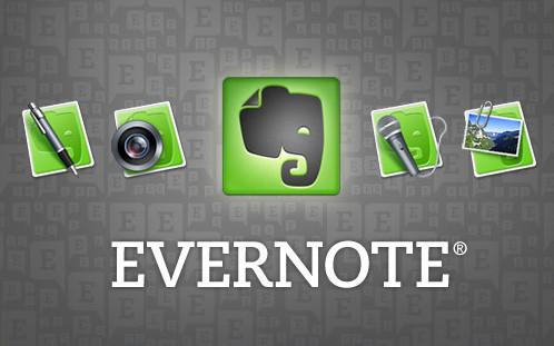 是Evernote 的免費版本有些功能要移除啦  使用者要多注意了!這篇文章的首圖