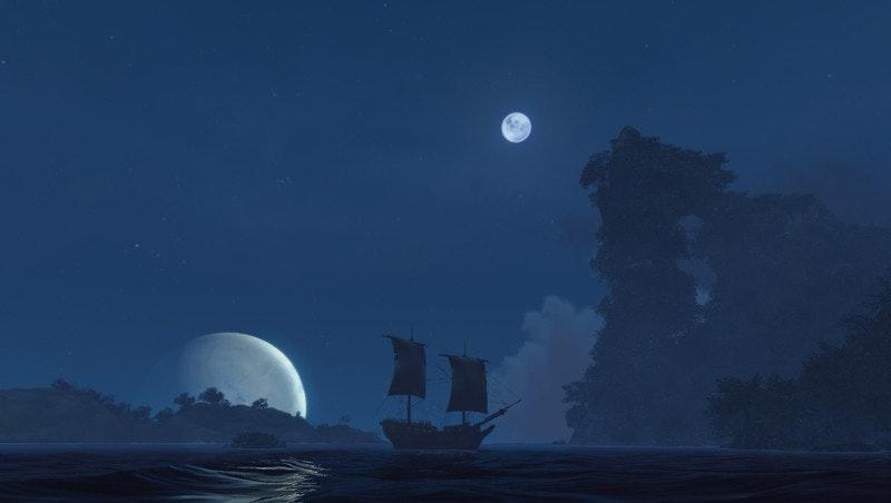 是次世代MMORPG《Arche Age》展現開闊世界觀 公開海戰場景這篇文章的首圖