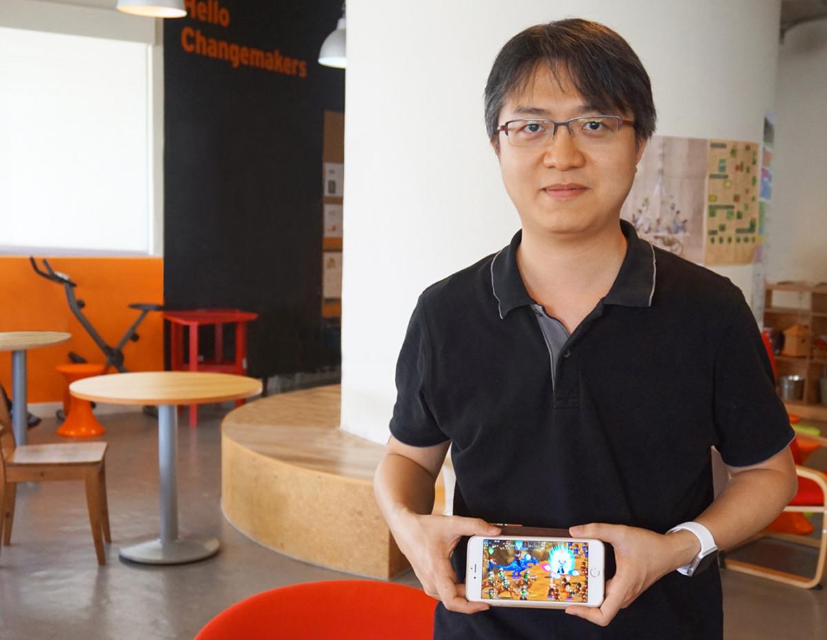 [人物專訪]LF2之父:小熊專訪~香港獨立遊戲開發者的血與淚