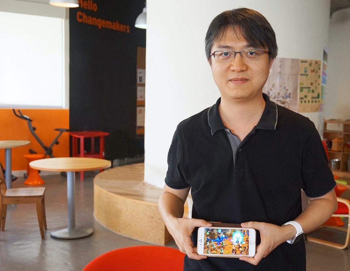 是[人物專訪]LF2之父:小熊專訪~香港獨立遊戲開發者的血與淚這篇文章的首圖