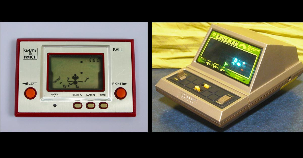是童年的遊戲機回憶~掌上型LSI電子遊戲機回顧這篇文章的首圖