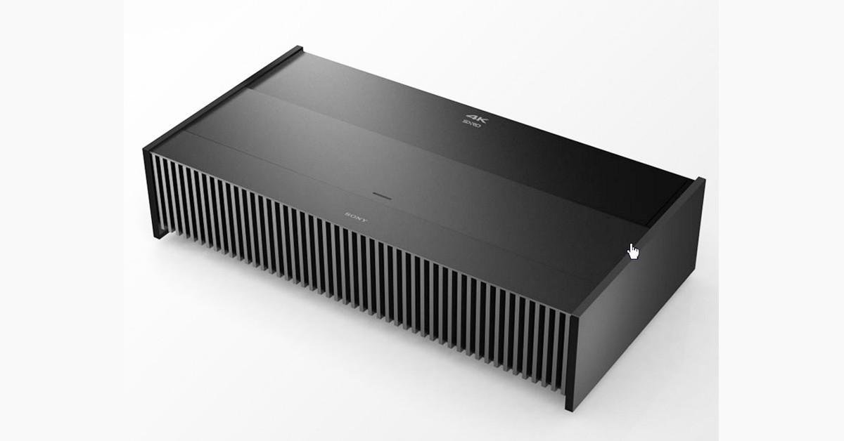是CES 2017:這台投影機要價25,000美金 6吋即可投影出100吋4K畫面這篇文章的首圖