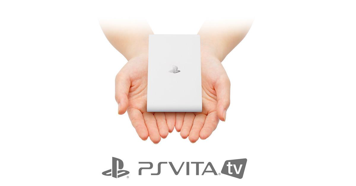是PS Vita TV之產品網頁的商品介紹欄位上註記:出荷終了這篇文章的首圖
