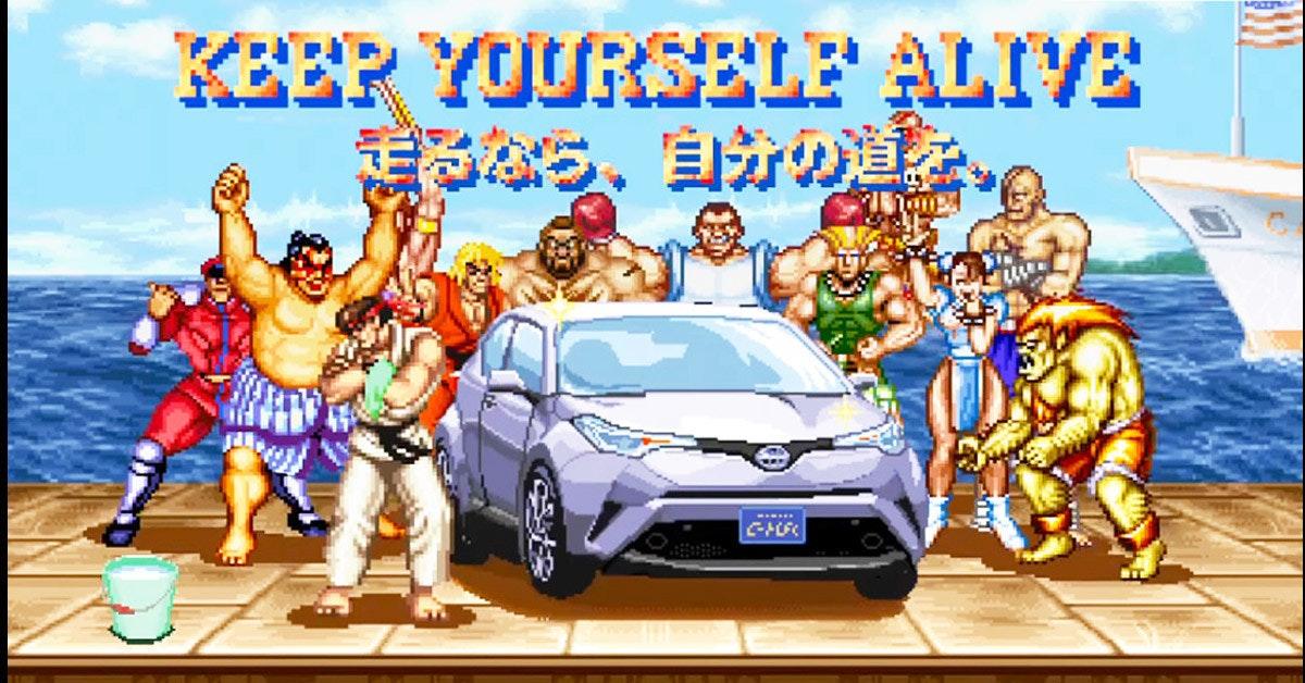 是今天不把車打壞 Toyota C-HR和快打旋風一起快樂兜風這篇文章的首圖