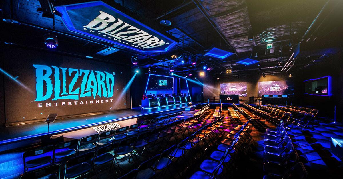 是暴雪Blizzard首座電競館於台北正式開幕 未來將舉辦多項電競賽事這篇文章的首圖