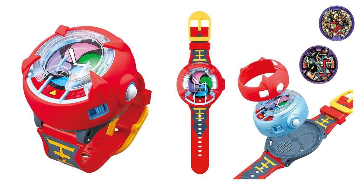 是妖怪手錶再進化!玩具「DX妖怪手錶進化套件Version E」強力發售這篇文章的首圖