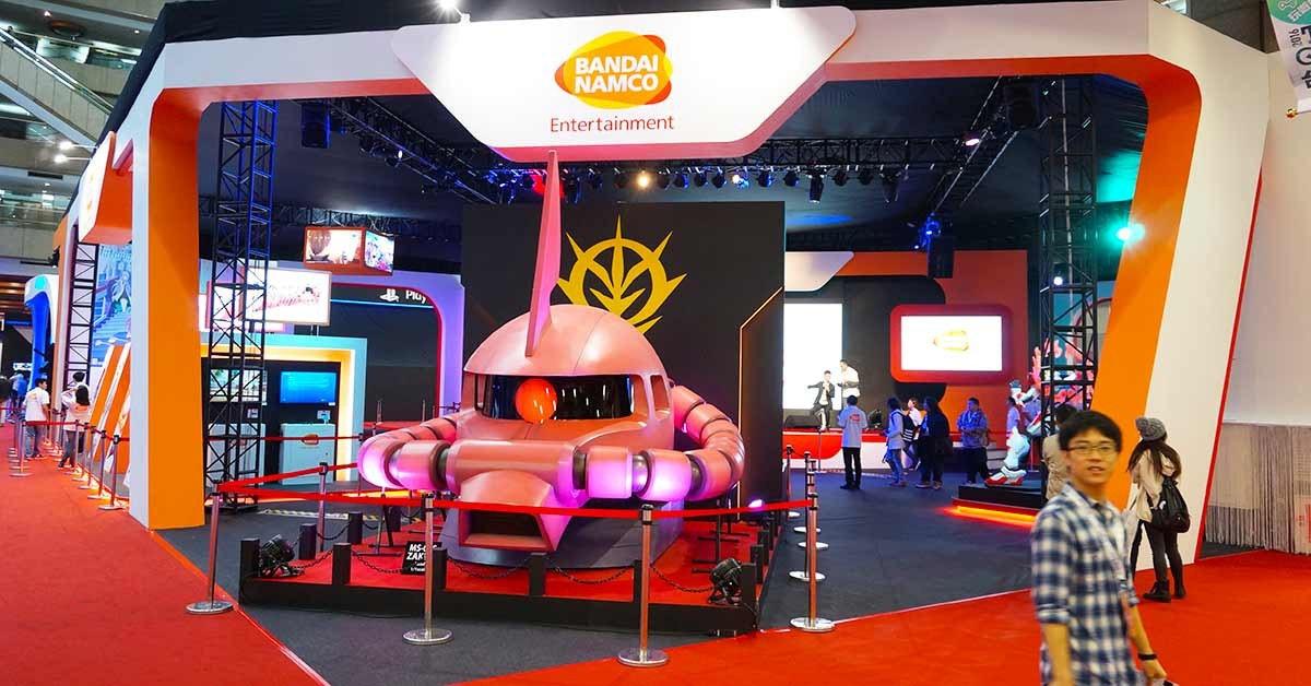 是TpSG 2016:讓鋼彈迷們絕對感到大滿足的台北國際電玩展Bandai Namco攤位這篇文章的首圖