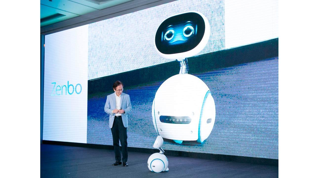 是Computex 2016:華碩Asus發表首款智慧型機器人產品Zenbo這篇文章的首圖