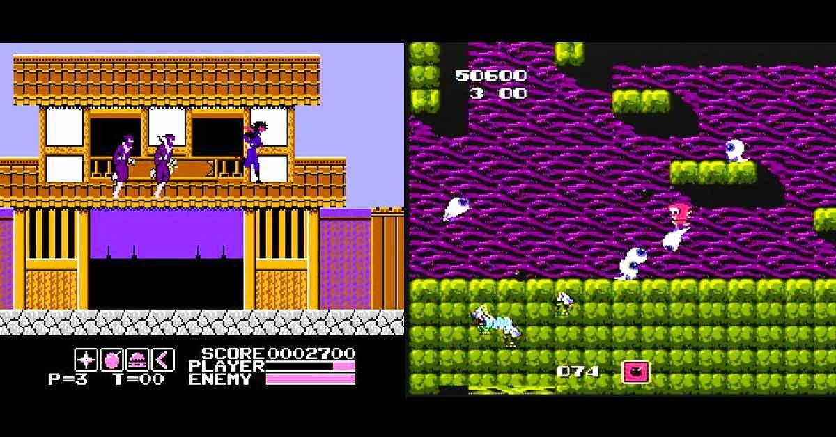 是日本的神秘古老職業「忍者」之相關主題遊戲介紹(二)這篇文章的首圖