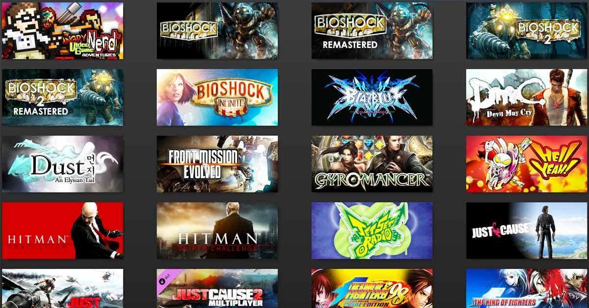 是買了不後悔 Steam秋季特賣怎麼買 機器挑出100款最強遊戲這篇文章的首圖