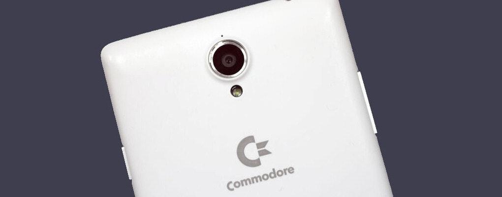 是經典8位元個人電腦Commodore PET以手機姿態再次回歸這篇文章的首圖