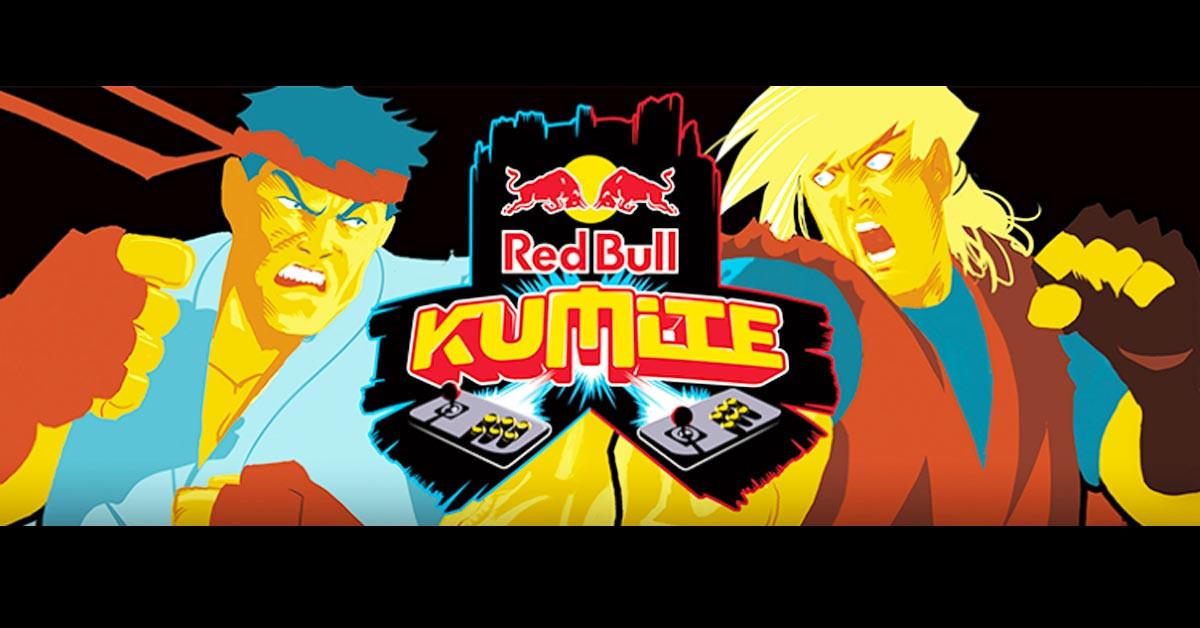 紅牛主辦之Red Bull Kumite 2016之快打旋風5競賽,韓國選手Infiltration奪冠