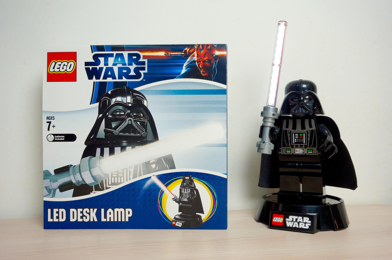 是LEGO星際大戰黑武士LED情境桌燈這篇文章的首圖