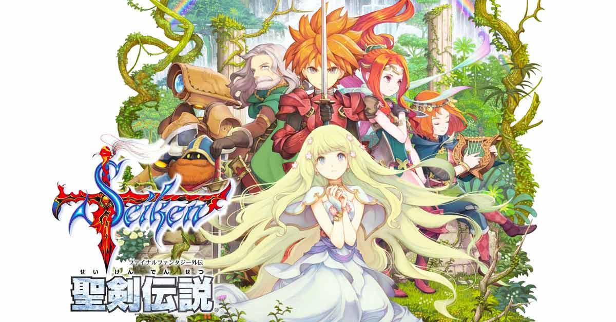 是Gameboy上的傳說即將再次復甦─《聖劍傳說 Final Fantasy外傳》情報公開這篇文章的首圖