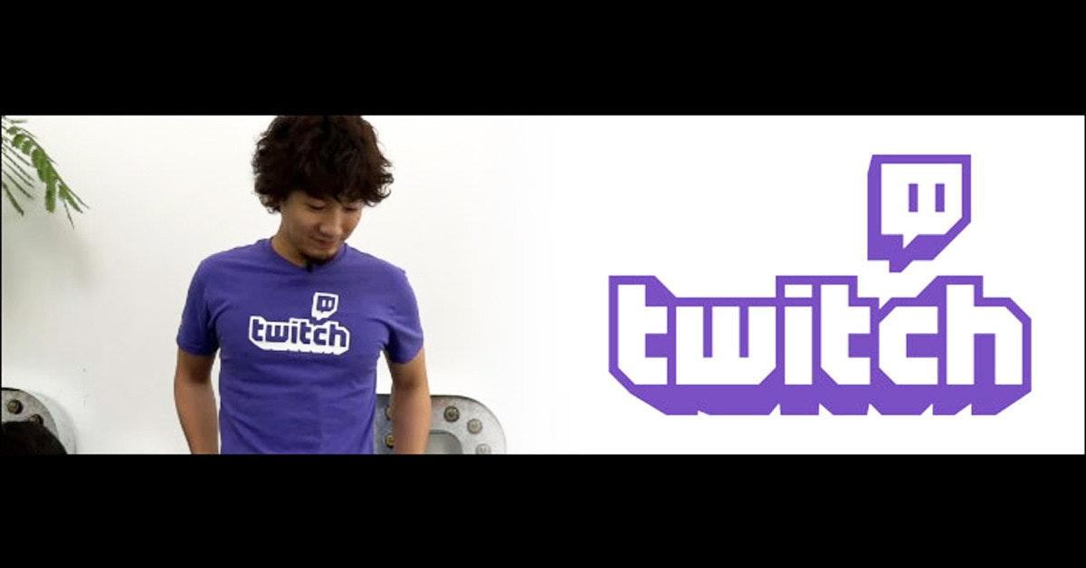 是「2D格鬥之神」梅原大吾將擔任Twitch第一位全球不分區代言人這篇文章的首圖