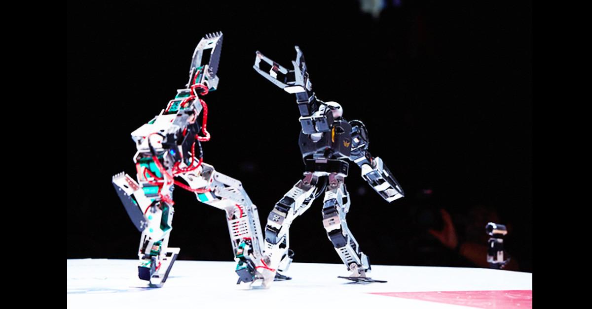 是真實鋼鐵擂台 機器人格鬥賽事ROBO-ONE將在神戶青少年科學館展開這篇文章的首圖