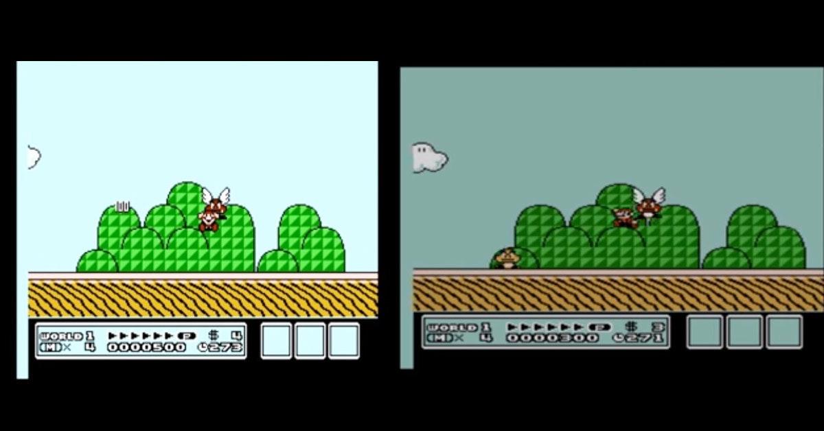 是畫面大對決~美版Mini NES vs Wii的Virtual Console這篇文章的首圖