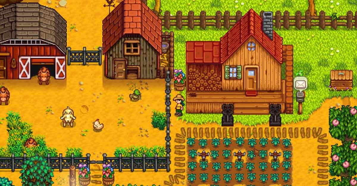 是想過輕鬆愜意的牧場生活嗎?來試試Stardew Valley吧!這篇文章的首圖