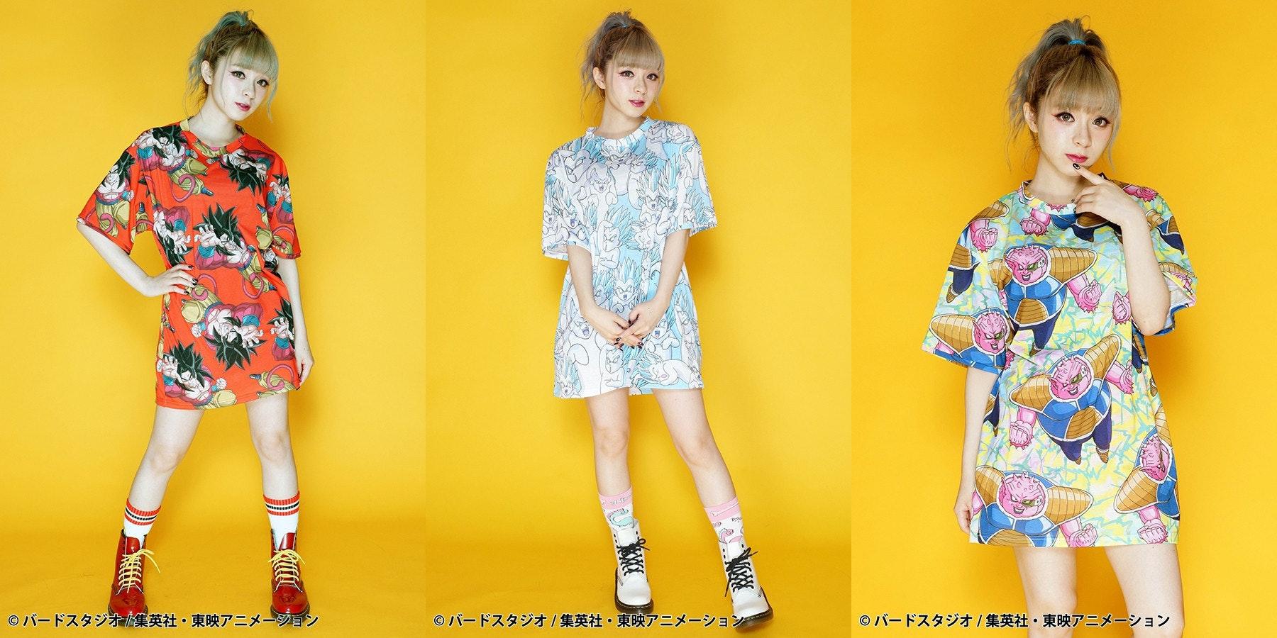 是七龍珠 X 日本服飾Galaxxxy 30週年限定潮T開賣這篇文章的首圖