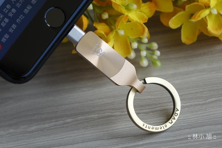 是亞果元素 ADAM iKlips DUO+ Apple 專用雙向存取 USB 3.1 極速隨身碟開箱這篇文章的首圖