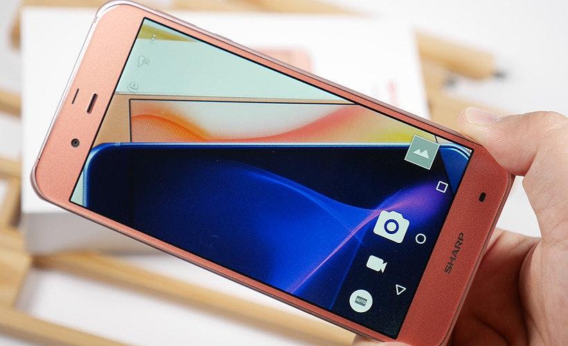 是強悍美型的真日系手機 Sharp AQUOS P1 實測這篇文章的首圖