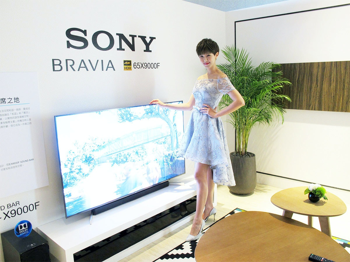 VHS, Television, , Sony, Videotape, Compact disc, Sony E-mount, Bravia, V/H/S: Viral, Display device, sony bravia, technology, furniture, advertising, product design, product, media, electronic device, display device, table, multimedia