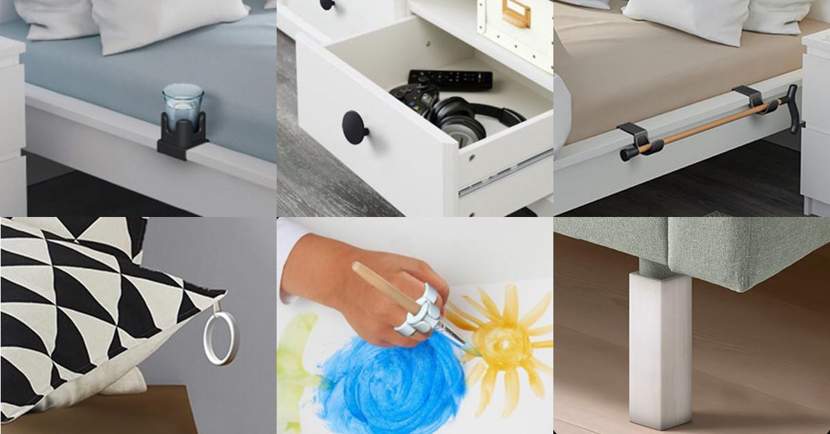 IKEA為身障者免費打造13種傢俱輔具:門把、沙發、桌燈都能變成友善環境