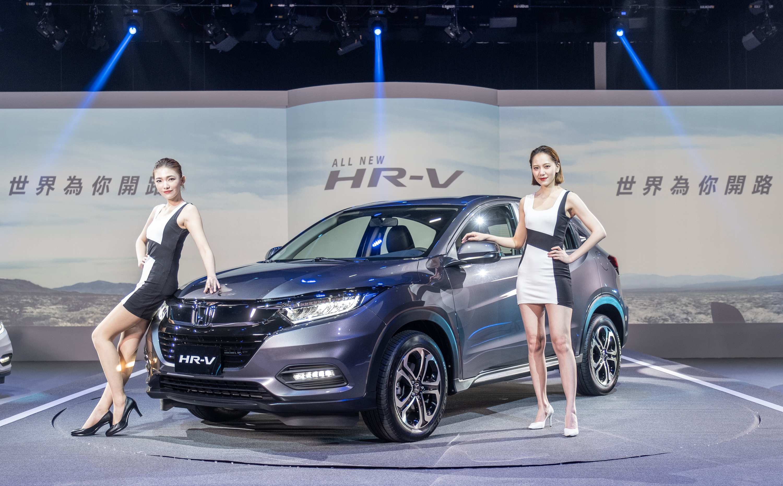 Honda 全新 All NEW HR-V 發表,標配九大主動安全系統、智慧型操控介面 售價77.7萬元起