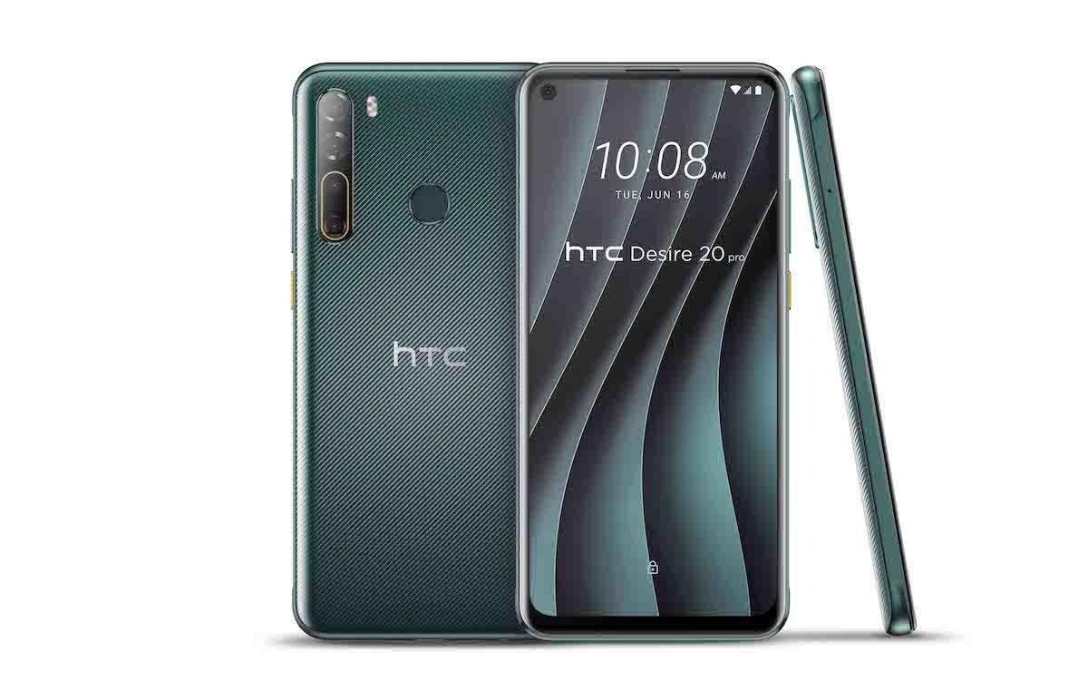 照片中提到了10:08..、TUE JUN 16/、hTC Deşire 20 pro,包含了HTC Desire 20 Pro、htc慾望、華為P20 Pro、華為Mate 20 Pro、宏達電
