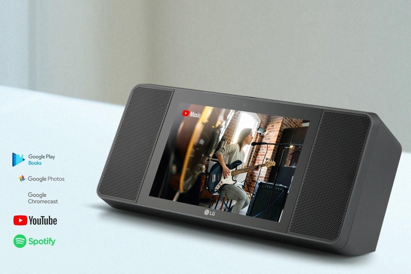 是LG搭載Google Assistant的智慧喇叭即將推出這篇文章的首圖