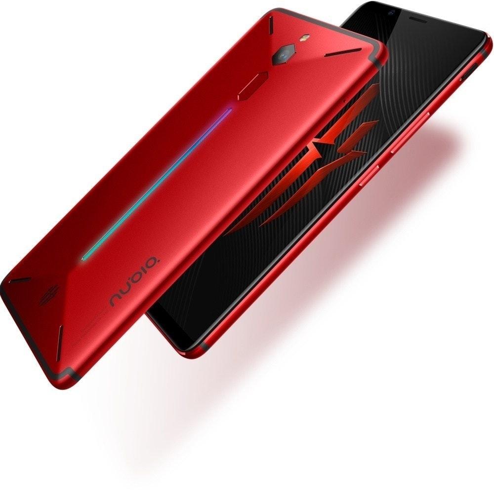 是Nubia確認將在11/28於上海揭曉紅魔手機Mars這篇文章的首圖
