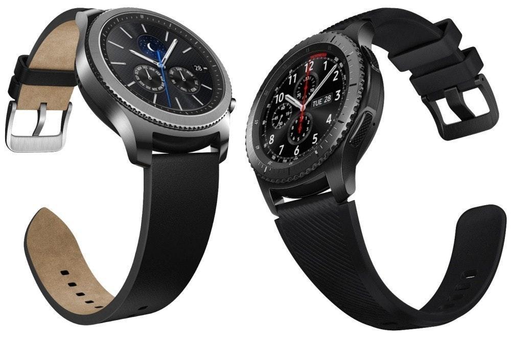 是改用Wear OS之餘,三星新款智慧手錶可能以Galaxy Watch為稱這篇文章的首圖